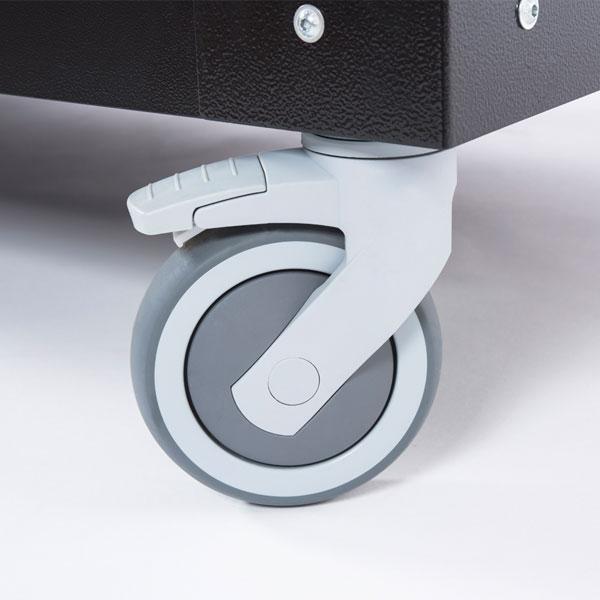 Cheminées GLG Table Detail Roulette